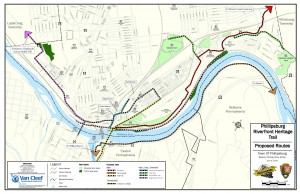 Revised trail map 2014-06-06