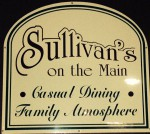 SULLIVANS ON THE MAIN