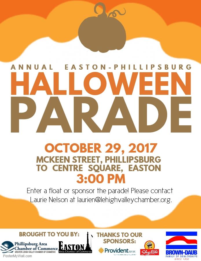 Easton Halloween Parade 2020 Easton Phillipsburg Halloween Parade – Phillipsburg New Jersey