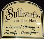SULLIVANS ON THE MAIN